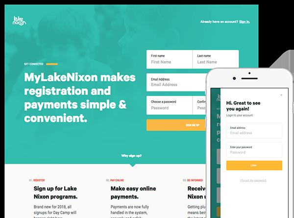 MyLakeNixon app